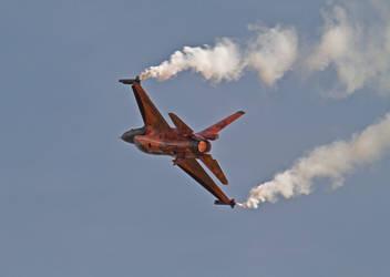 F-16 Demo Team 02 by werneri