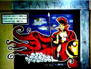 ft knox mural