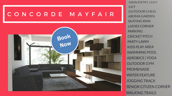 Concorde Mayfair Amenities