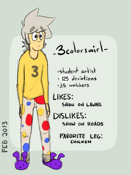 3colorswirl's Profile Picture