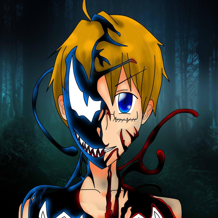 Venom!America by Kahen-san