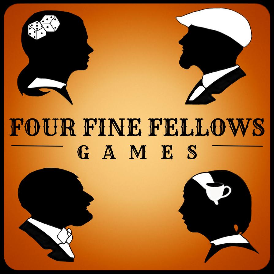 Four Fine Fellows Logo by FourFineFellows