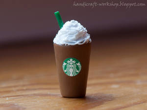 Miniature Starbucks Coffee