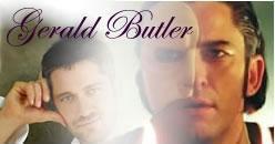 Gerard Butler by duknow