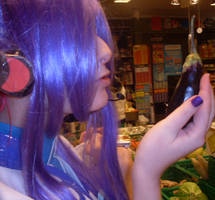 Eggplant love by carola-chan