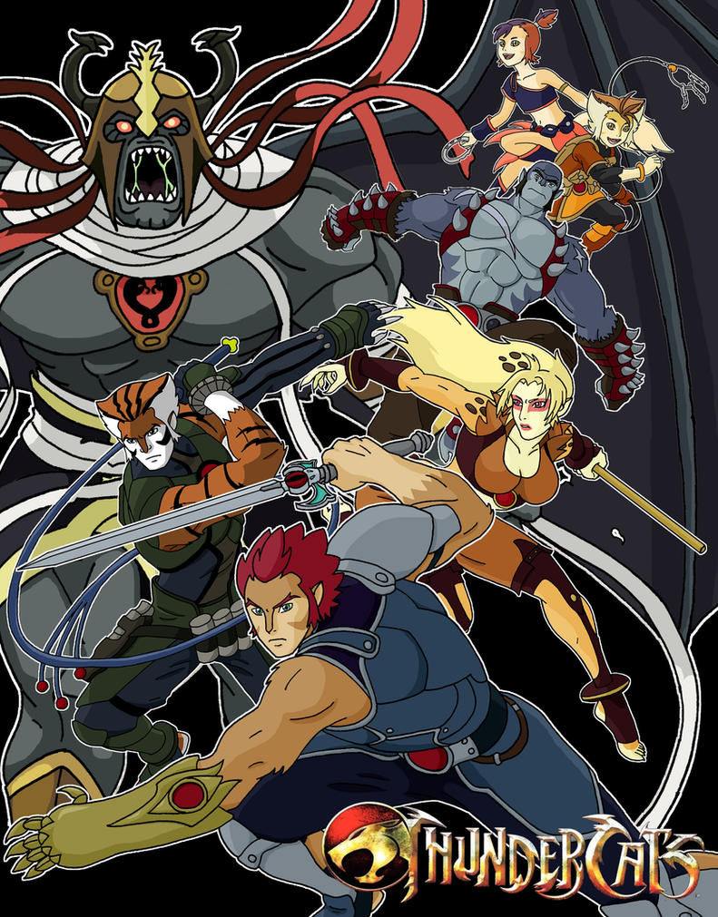 Cosmocats The_thundercats_by_jerica128-d4906gp