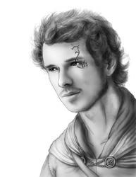 Diron Portrait by jerica128