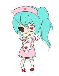 Angel Nurse Adopted by ChampionNeko