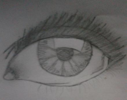 Realistic Eye by Schulsen