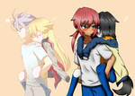 [IEGO] Nap Time ~  IzuChi and KiriHa