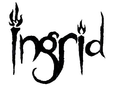 Band Logo: Ingrid by Glacier-Grrl