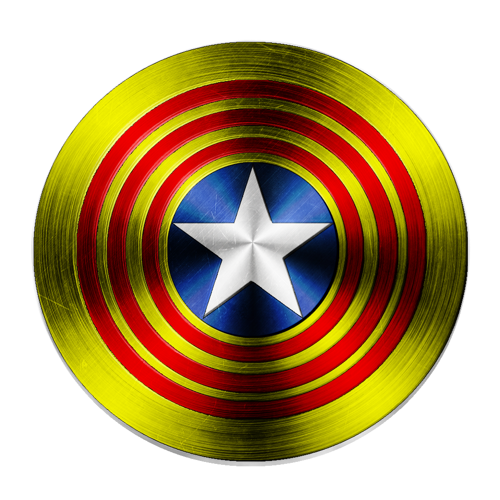Round Shield With South Vietnam Flag By Diasleon On Deviantart