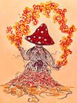 Tiny Tarots- The Magician