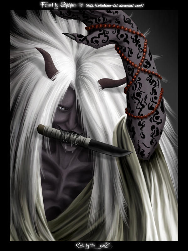 God of Death by TitegonZ