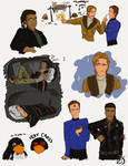 Red Dwarf Sketches