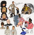 Red Dwarf Sketches 2
