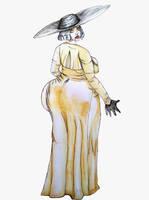 Lady Dimitrescu #1 by Magnusgramm
