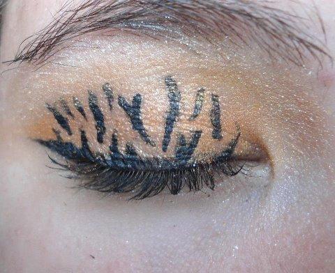 Tiger Eyes by IveGotItMemorized