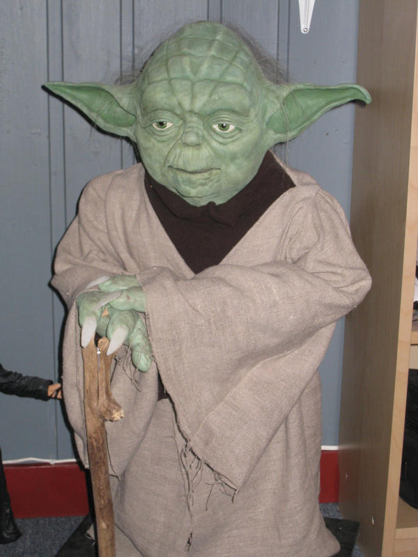 new yoda doll 3 by selmafx