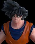 3D Anime : Dragonball Z Goku Pic 5 by Ji-Nero-Kendrick