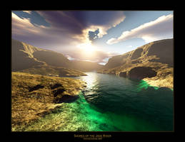 The Shores of the Jade River by dogabone