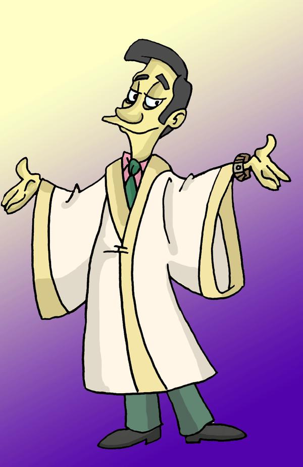 Rev. Lovejoy- my style by Kaaziel