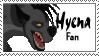 Hyena Stamp by Kaaziel