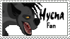 Hyena Stamp by Kaaziel