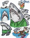 Sharkysharkidyshark