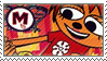 Um Jammer Lammy Stamp by RolePlayWulf