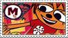 Um Jammer Lammy Stamp by RolePlayWulf