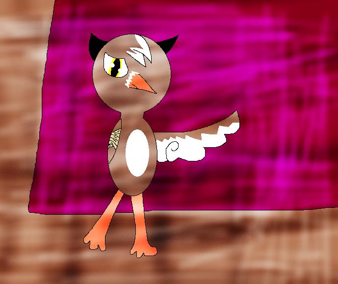 Owl by sisyesclawclan