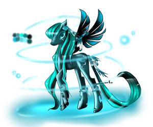 aquatic spirit MLpadopt  closed by AquaGalaxy