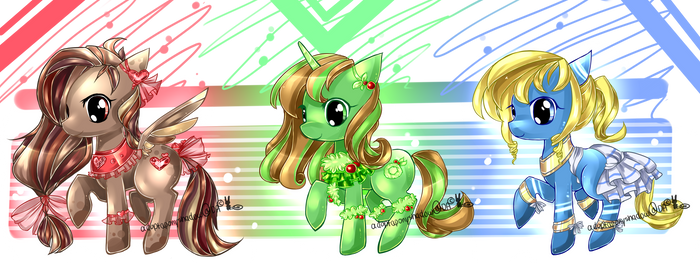 MLP pony adopts auction CLOSED