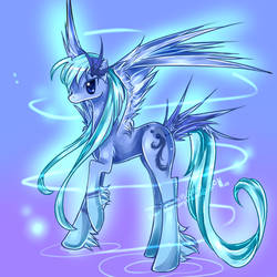 Feather Swirl MLP auction CLOSED