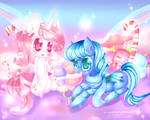 Sweets Land ! by AquaGalaxy
