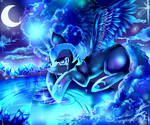(MLP)Nightmare Moon- A Wish