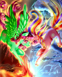 Lighting and fire (MLP)