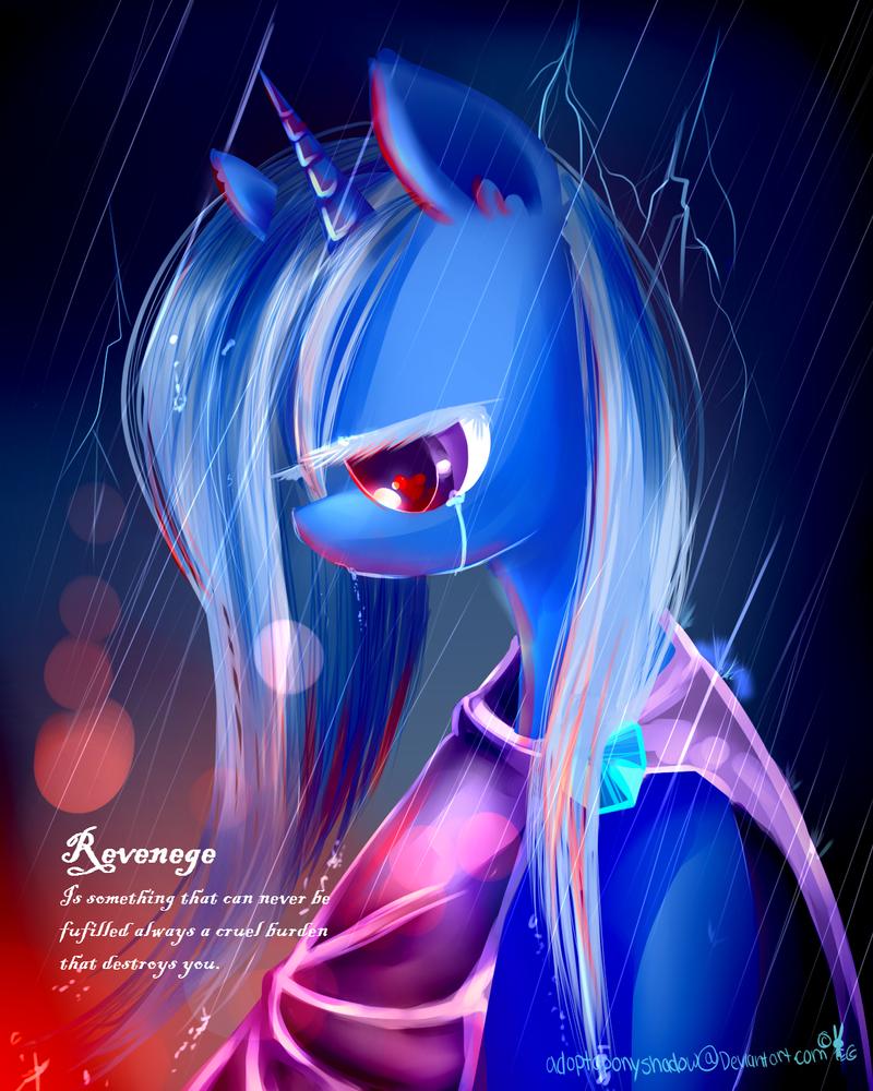 Trxie's Revenge (MLP) by AquaGalaxy