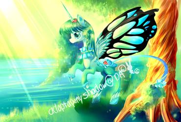 MLP pony adopt CLOSED by AquaGalaxy
