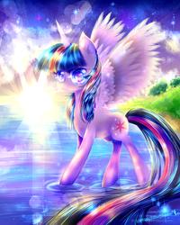 Dawn of the princess~ Twilight sparkle (MLP)