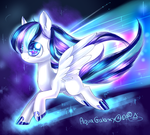 Scarlet Nightwind gift : filly (MLP)