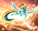 Rainbow dash (MLP)