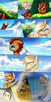MLP comic(distant memories) page 3