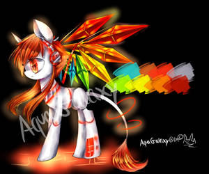 Open adopt auction pony CLOSED
