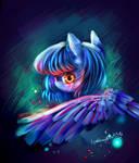 Ruin of the heart- MLP Luna