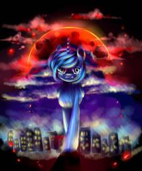 Wrath of the starless night (Luna) by AquaGalaxy