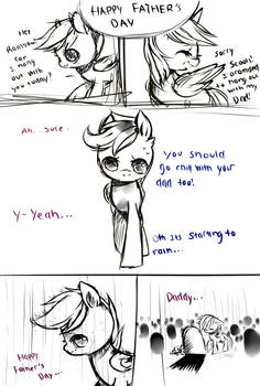 Happy Father's day (MLP comic)