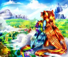 [MLP] com: Ponyville guardians