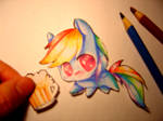 RainbowDash by AquaGalaxy